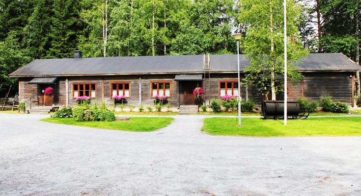 Jatkankamppa Smoke Sauna