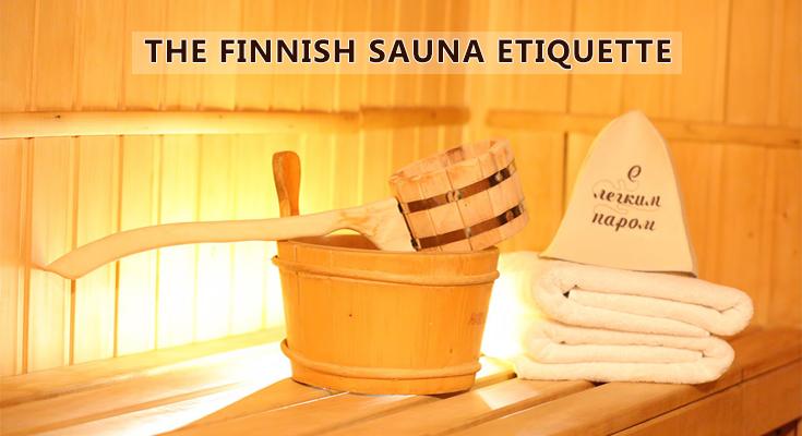The Finnish Sauna Etiquette
