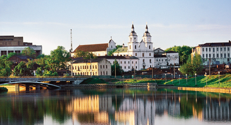 Belarus Honeymoon Tour