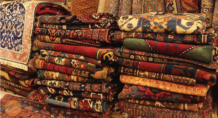 Carpets in Yerevan