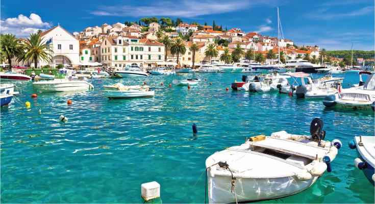 Croatia Honeymoon Tour