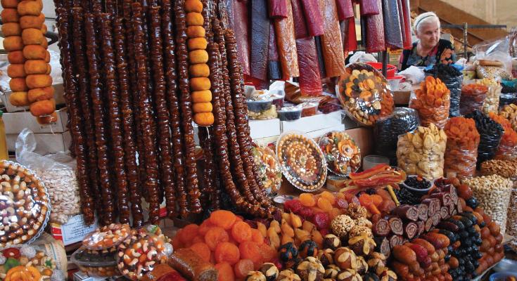 Dried Fruits in Armenia