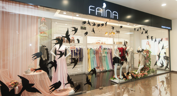 Fashion Brands in Yerevan Malls