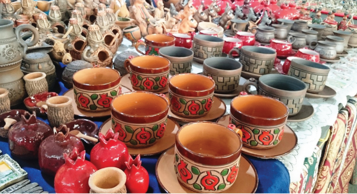 Vernissage Market Yerevan