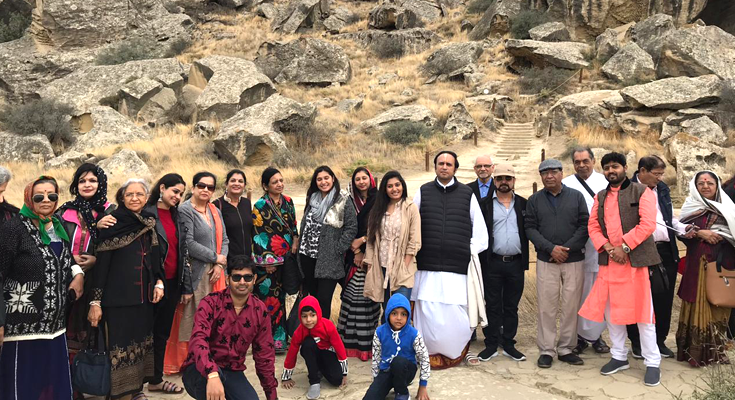 Group Visit to Yanardag