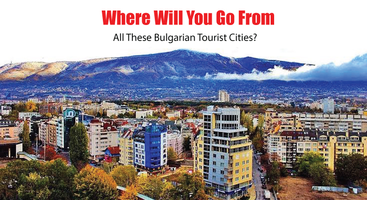 Bulgarian Tourist Cities