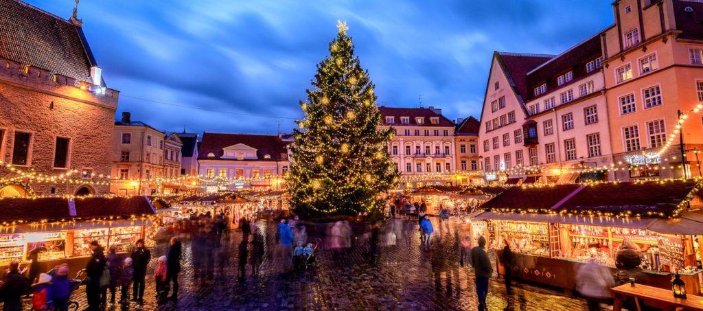 Christmas in Estonia