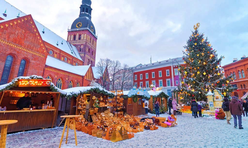 Christmas in Latvia