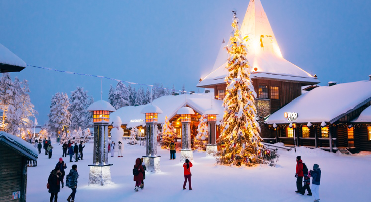 Christmas in Finland