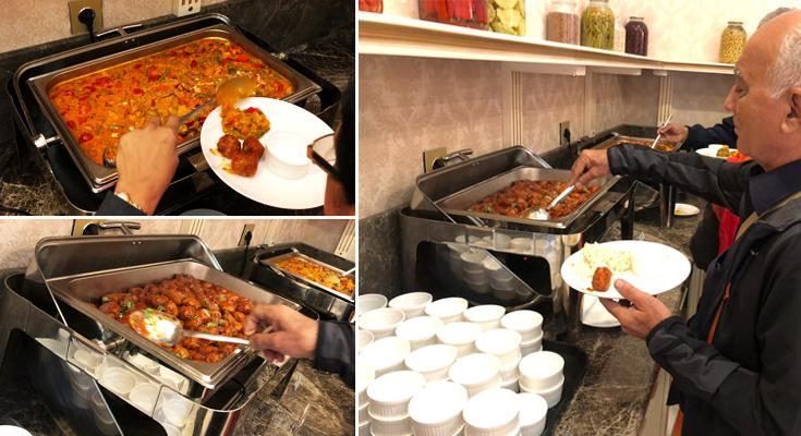 Indian Food in Azerbaijan