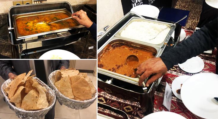 Indian Food in Azerbaijan 2