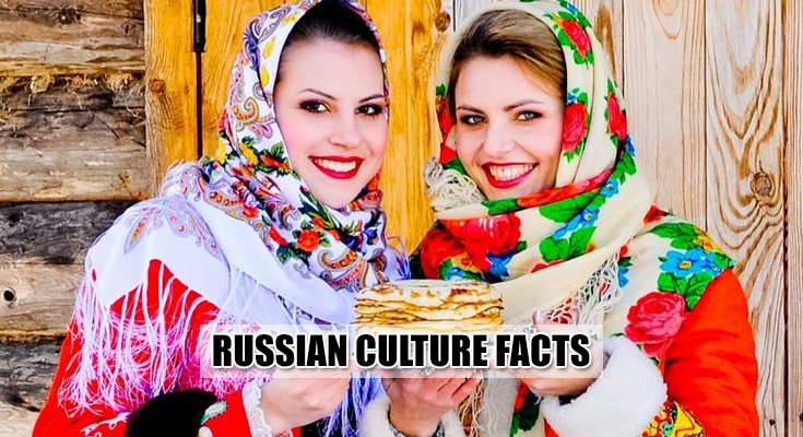 Russian Culture Facts