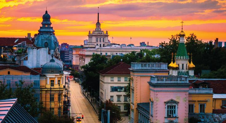 Sofia - Bulgaria Capital City