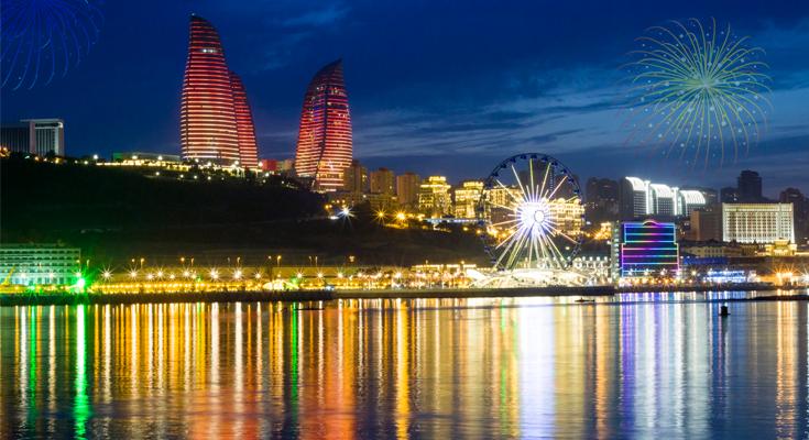 New Year in Baku