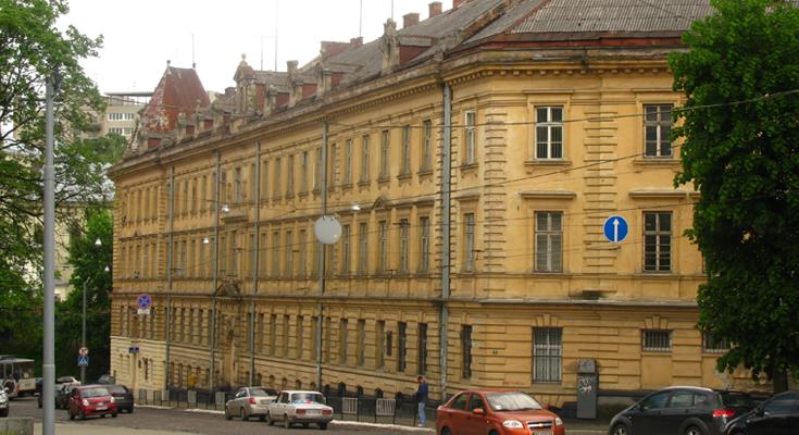 Prison on Łącki Street