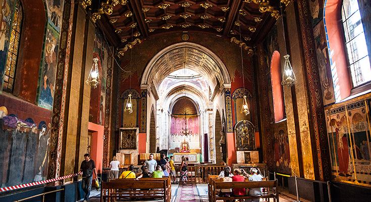 Armenian Church Lviv