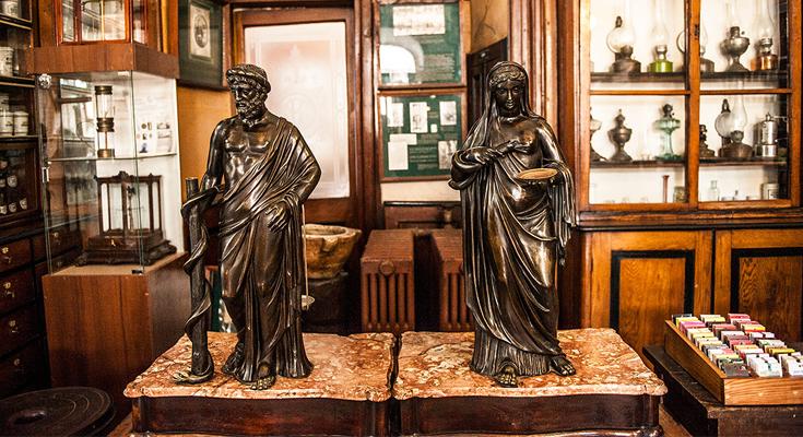 Oldest Pharmacy in Lviv
