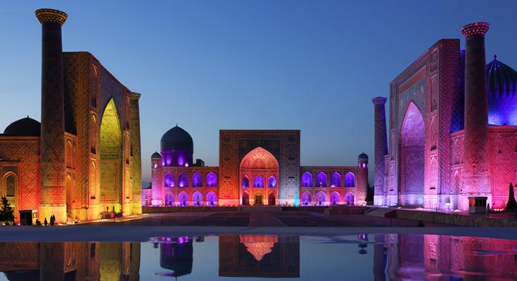 New Year in Tashkent