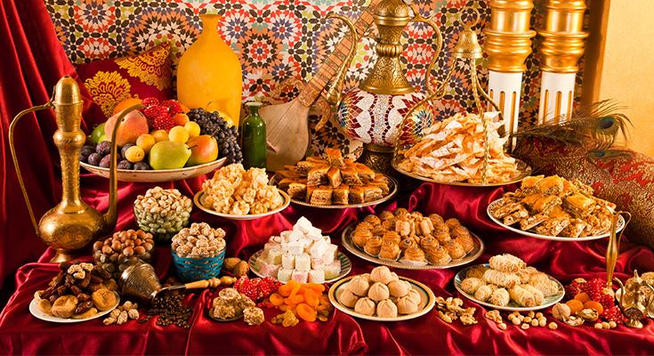 Almaty Food
