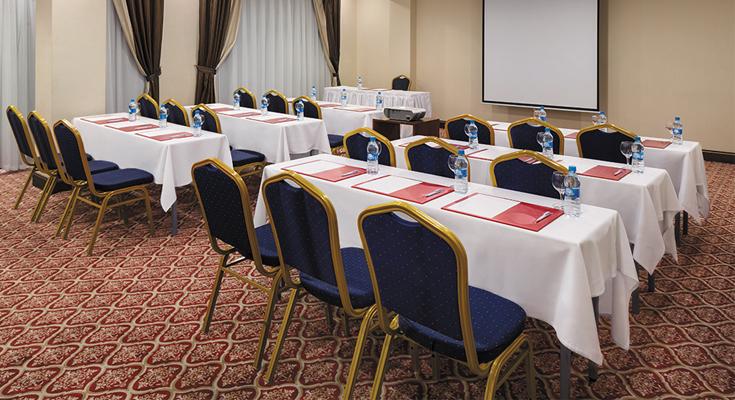 Business Meetings in Almaty