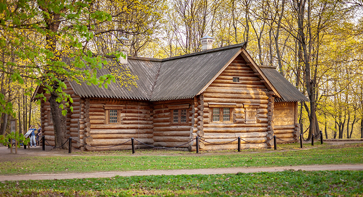 Tsar Peter the Great Cabin