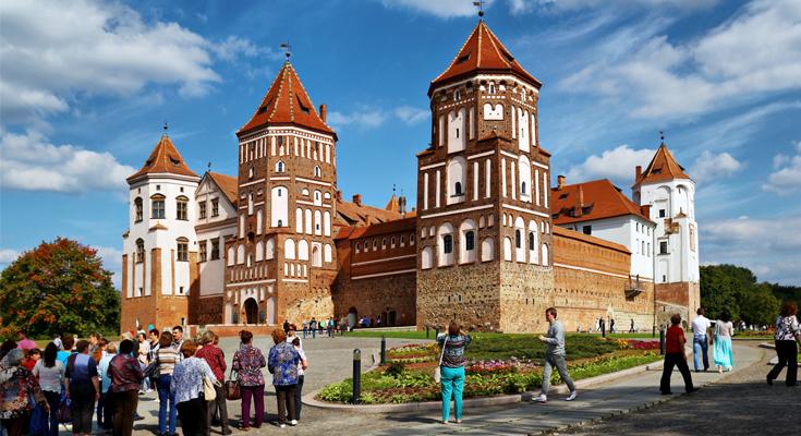 Belarus Attractions