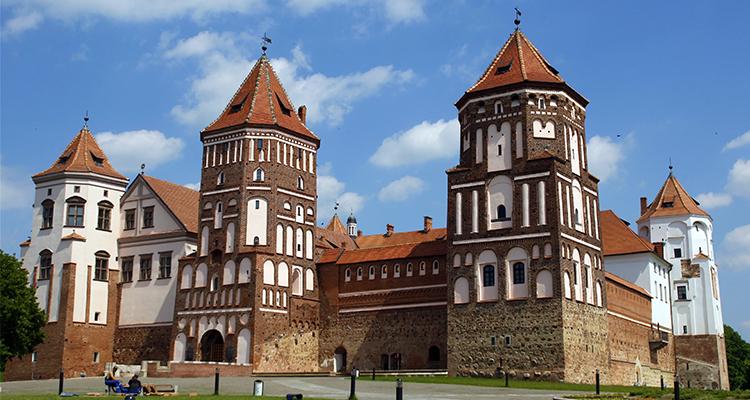 Medieval Mir Castle