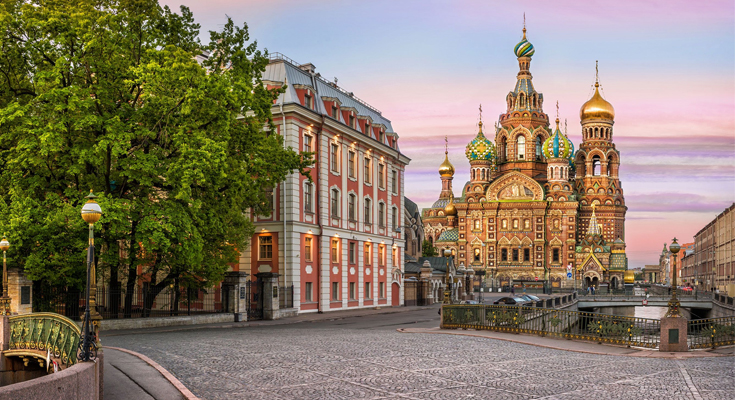 Russia Attractions