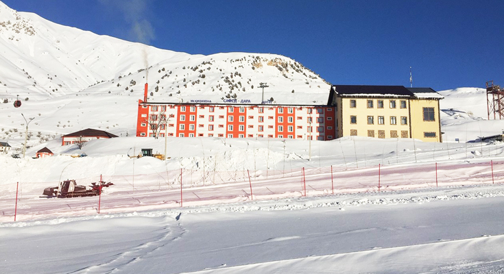 Safed Dara Ski Resort