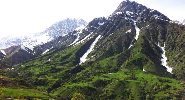 Varzob Gorge Dushanbe