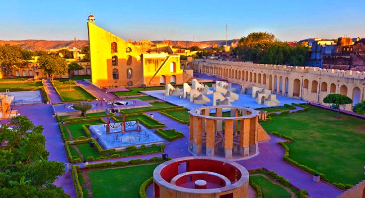 Jaipur New Year