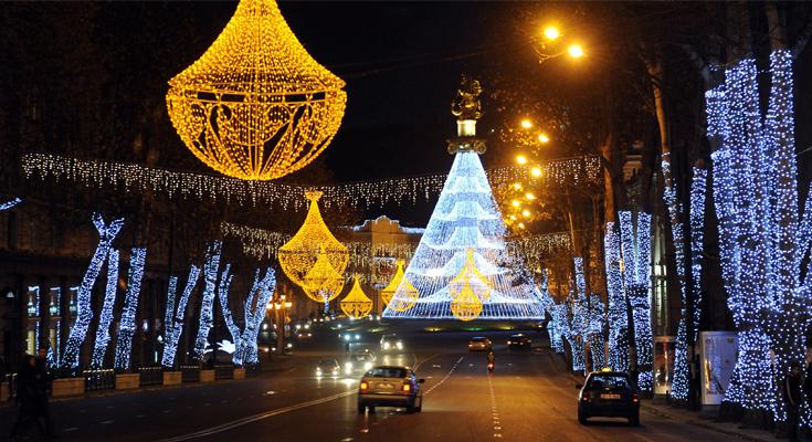 Tbilisi New Year