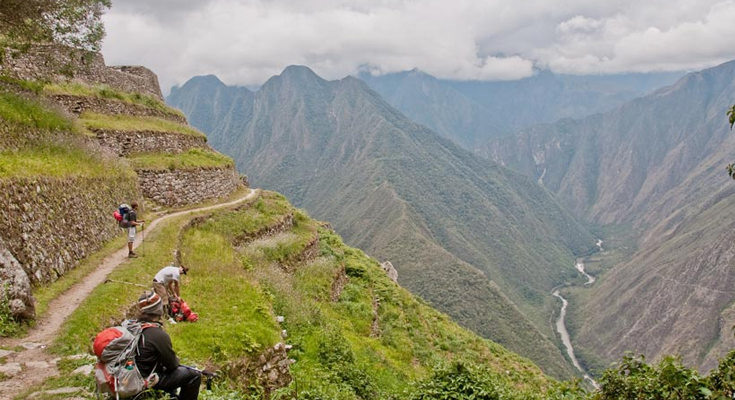 The Inca Trail