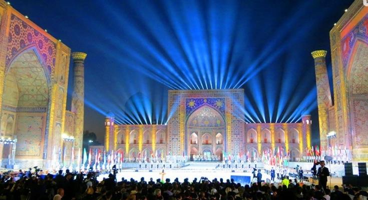 Tashkent New Year